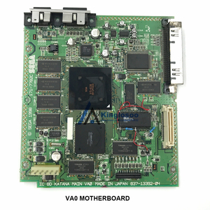 Image 5 - מקורי 120G קשיח פנימי דיסק משחק קונסולת VA0 VA1 האם עבור Sega Dreamcast DC w/120 PCS משחקים