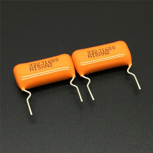 10Pcs/100Pcs NISSEI CBB capacitor MPE 332J1600 1600V 332 J 5% 3300pF 3.3nF Pitch=15mm Metallized polypropylene film capacitor