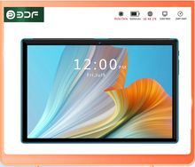 New Tablet PC 10.1 Inch Android 10 Tablet 1280x800 FHD IPS Octa Core 4GB RAM + 64GB ROM 4G Network AI Speed-up Tablets PC