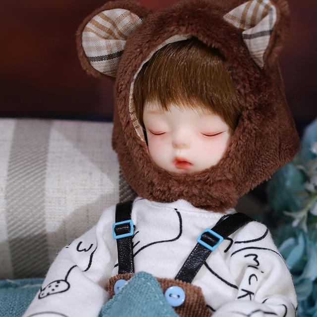 חדש סו בובת BJD SD 1/6 YoSD גוף דגם ילדים צעצועי גבוהה באיכות שרף דמויות חמוד מתנה Luodoll OB11