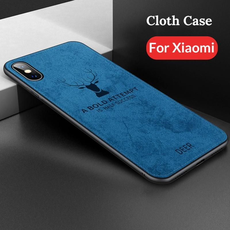 Classic Cloth Matte Skin Soft Fabric Phone Case Made Of Cloth Material And Soft TPU Material 6