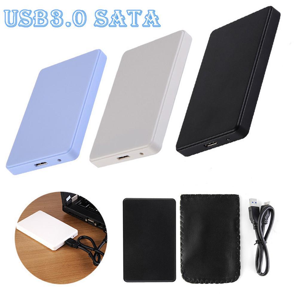 Portable USB 3.0 Cable SATA HD Box HDD 2.5 Inch External Hard Drive 2TB Hard Disk Hd Externo Disco Duro Externo Hard Drive
