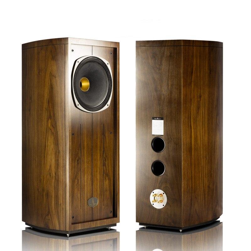 M-044 12-inch coaxial HIFI speaker passive Loudspeakers pk Tianlang speaker Stalin 3