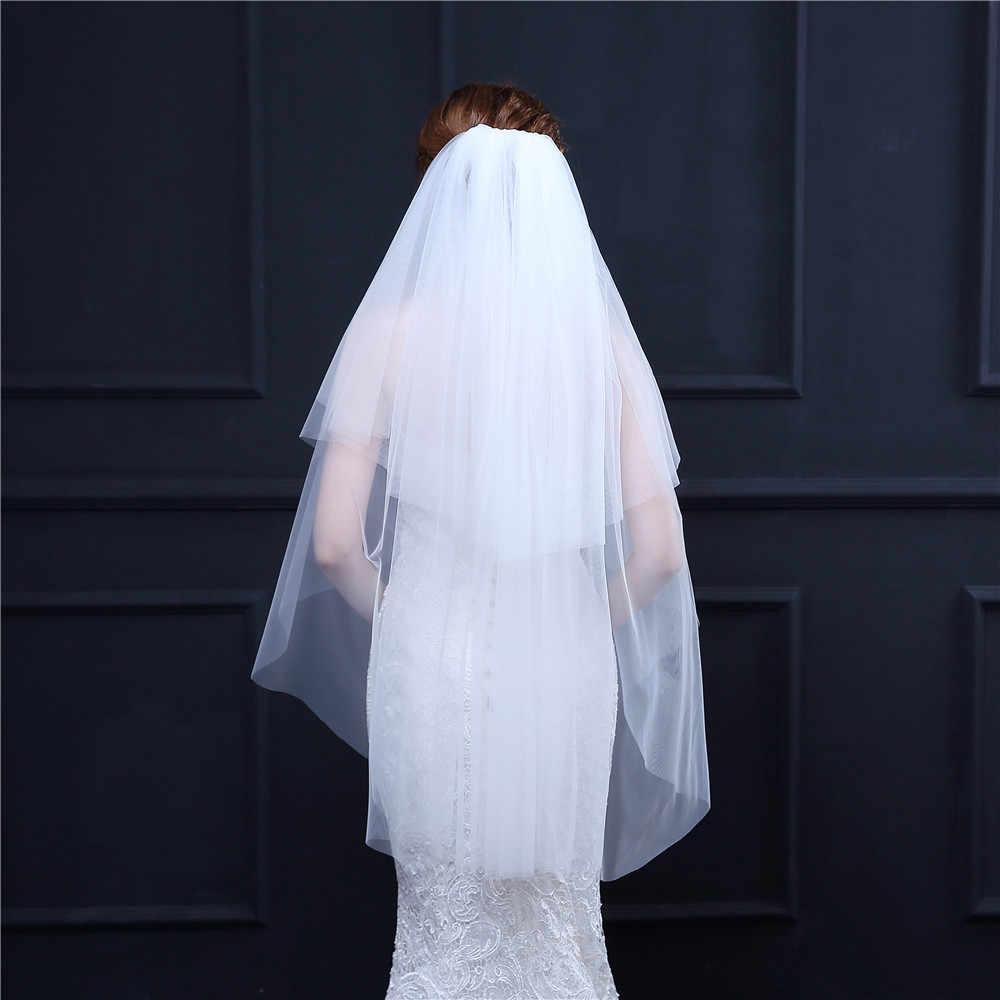 H & S כתם כלה חתונה עם רעלה סטרפלס חרוזים קפל כדור שמלת כלה שמלות תחרה עד גלימה חדשה mariee גרנדה taille