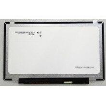 """B140RTN02.1 شاشة الكريستال السائل شاشة led مصفوفة لأجهزة الكمبيوتر المحمول 14.0 """"1600X900 HD + 40Pin لوحة لامعة استبدال لينوفو T430 T420"""