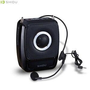 Высокое качество 2,4G UHF 25W мегафон Мини Портативный Перезаряжаемый усилитель голоса