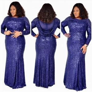 Image 3 - Abiti africani Per Le Donne Abbigliamento Africa Musulmano Vestito Lungo di Alta Qualità di Modo di Lunghezza del Vestito Da Africano Per La Signora