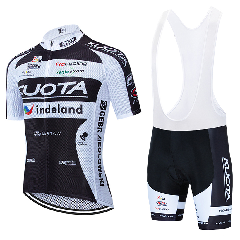 2020 NEW KUOTA Cycling TEAM Jersey Bike Shorts WEAR Ropa Ciclismo Mens Summer Quick Dry PRO Bicycle Maillot Pants Clothing