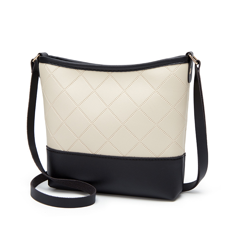 Crossbody Bags For Women 2020 Fashion Women's Rhombic One-shoulder Bucket Bag Mobile Phone Bag Purse Women Messenger Bags Bolsas