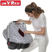 Чехол для автомобильного сидения с отверстием Peekaboo, навес для детского сиденья, чехол для кормления, защита вашего ребенка на открытом воздухе, лобовое стекло