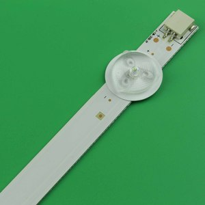 "Image 2 - 94cm LED Backlight Lamp strip 9leds For LG 47"" LCD TV 47LA6200 47LN5400 6916l 1527a 6916l 1528A 6916l 1547A 1529A 6916L 1359A"