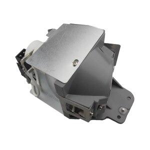 Image 5 - HFY 5J.J7L05.001 yedek projektör lamba ampulü için konut ile BENQ W1070 / W1080ST