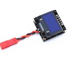 USB интерфейс портативный анализатор Портативный OLED дисплей RC Высокая чувствительность прочный электронный RF стабильный 2,4G диапазон