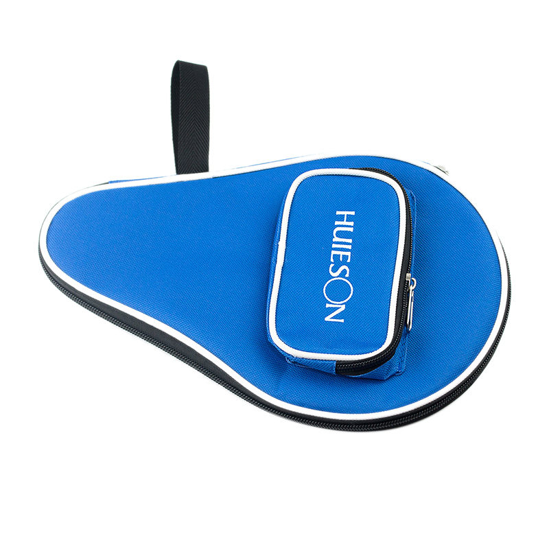 HUIESON One Piece Professional Ping Pong Case Cover With Balls Bag Or Table Tennis Rackets Bat Bag Oxford