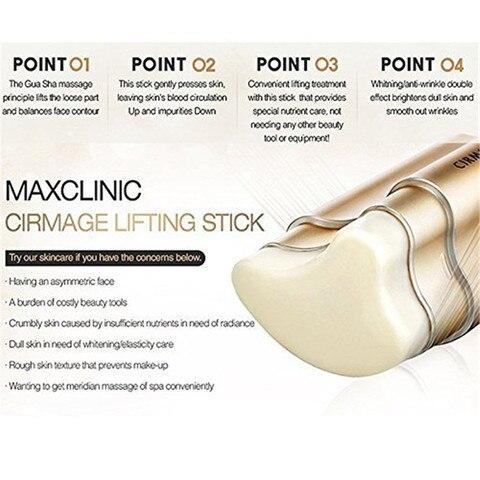 maxclinic cirmage de elevacao vara anti rugas