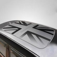 Etiqueta do telhado do carro solar janela pára-sol filme decalques para mini cooper um s jcw r50 r53 r55 r56 r60 r61 f54 f55 f60 acessórios