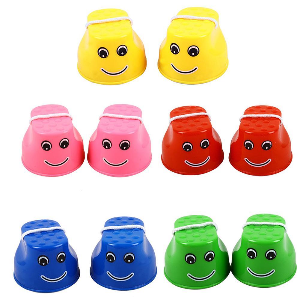 2 предмет; Нижнее белье из хлопка для детей; Свая игрушки для детского сада ходули толстое пластиковое улыбка учебного оборудования начальн...