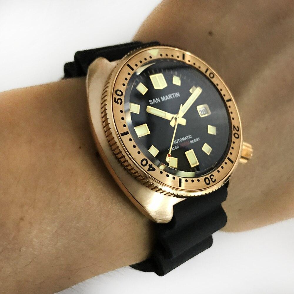 pulseira de couro masculino relógios de pulso automático para masculino