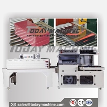 Plastic Bottles, Cans, Book L Bar Heat Sealing And Cutting Shrink Wrapping Machine L bar sealer