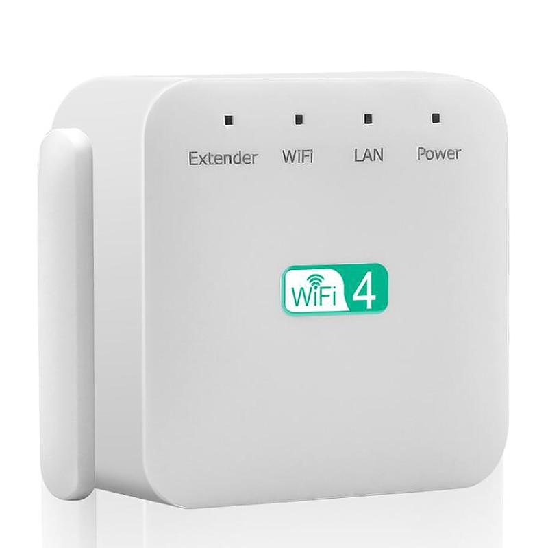 2,4 ГГц беспроводной ретранслятор диапазона Wifi 300 Мбит/с усилитель сигнала расширитель