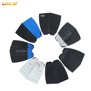 2020 Surfboard Traction Pad Surf EVA Foam Deck Pad Anti-slip Corrosion Resistant Adhesive Grips Deck Tail