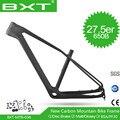 BXT Новая Полная mtb углеродная рама 27 5 er mtb углеродная bicicleta 650B углеродная рама для горного велосипеда hardtail рама для горного велосипеда