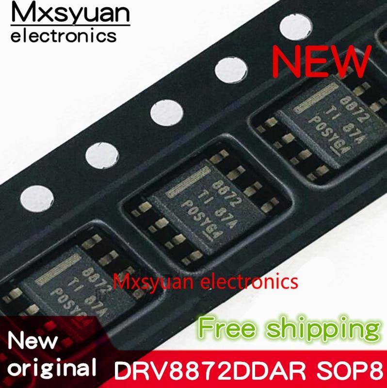 10PCS~50PCS DRV8872DDAR DRV8872 8872 SOP-8 New Original