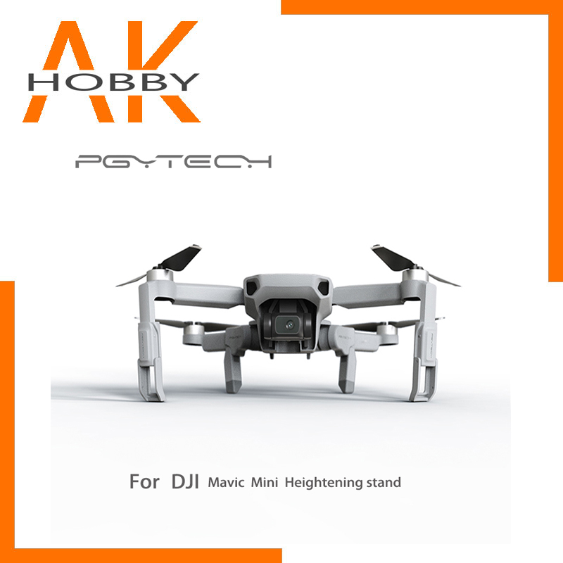 PGYTECH Extended Landing Gear Leg Support Protector Extensions For DJI Mavic Mini Drone Accessories on AliExpress