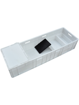 Turtle Tank Landscaping Ecological Large-scale Special Breeding Box   with Drying Platform Aquarium Water