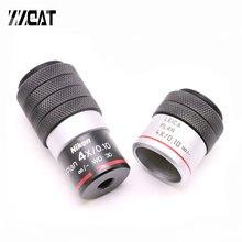 M25 кольцо-удлинитель объектива микроскопа M25 x 0,75 до M25 адаптер-удлинитель Parfocal length для Nikon Leica Microscopio