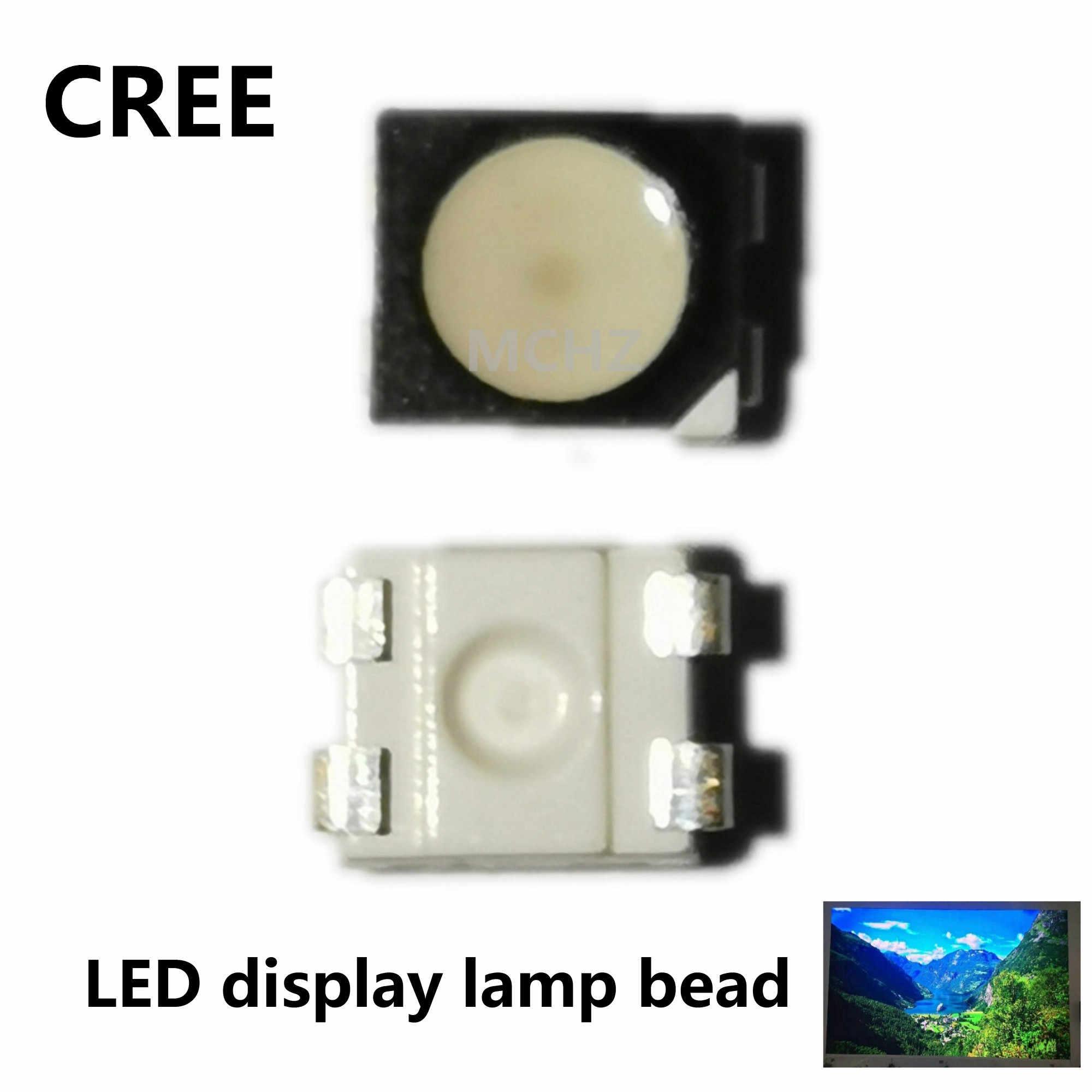 500Pcs Smd Smt 3528 Super Bright Yellow Led Lamp Bulb ab