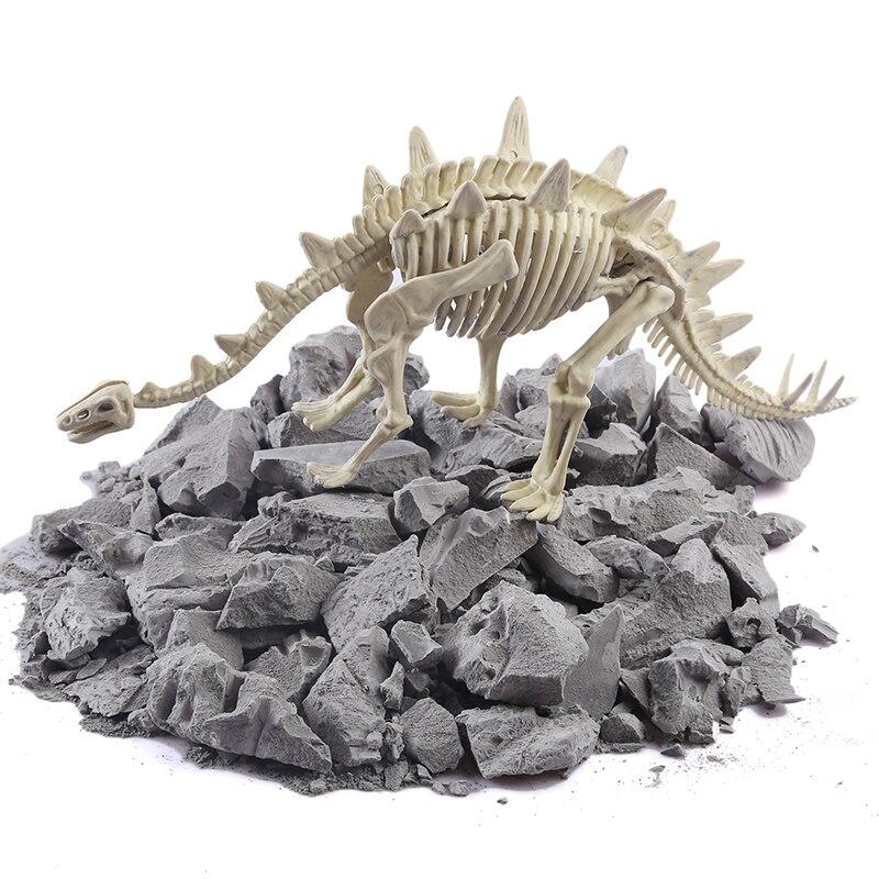 brinquedo de escavacao dinossauro educacional simulacao 01