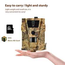 12mp 1080p trail охотничья камера Дикая наблюдения ht001b ночная