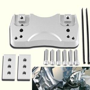 Elevador de manillar para BMW K1200GT 2005-2008 para K1300GT 2009-2012, Kit de soporte de abrazadera para manillar de motocicleta