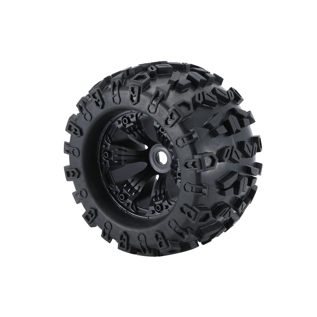 1 Pair RC Car Short Course 1 8 Scale On Road Buggy Tire Set for 1 8 Losi 5ive T Rovan LT Kingmotor X2 BAJA 4WD in Parts Accessories from Toys Hobbies
