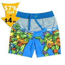2020 baby boys Summer Cartoon Quick-drying Beach pants Children Fashion surfing Board Shorts kids Swimwear clothes for 3-8 years