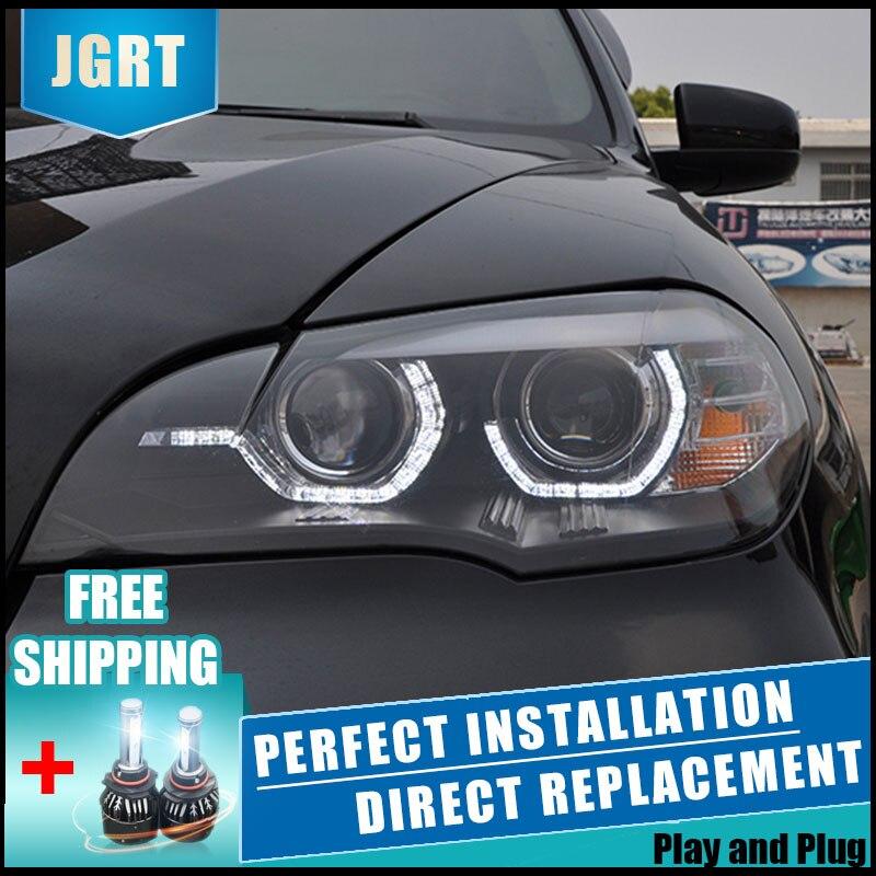 2 Pcs LED Tagfahrlicht Treibendes Licht DRL Nebel Lampe Abdeckung Auto styling Für KIA Sportage DRL 2011 2012 2013 2014 - 6