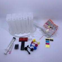1set Empty CISS ink cartridge PGI-250XL PGI-250 CLI-251 for Canon PIXMA ip7220 MG5420 MX922 MX722 MG5520 MG5620 MG6420 MG6620