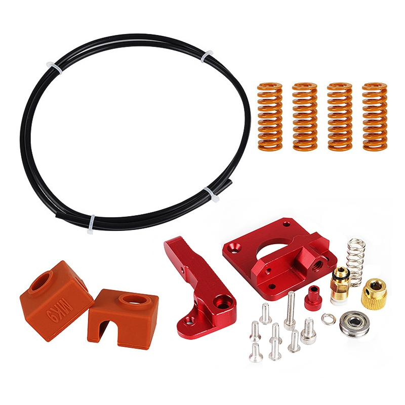 Creality Ender 3 Upgrade Kit Springs Extruder Sock Capricorn Clone Tube in 3D Printer Parts Accessories from Computer Office