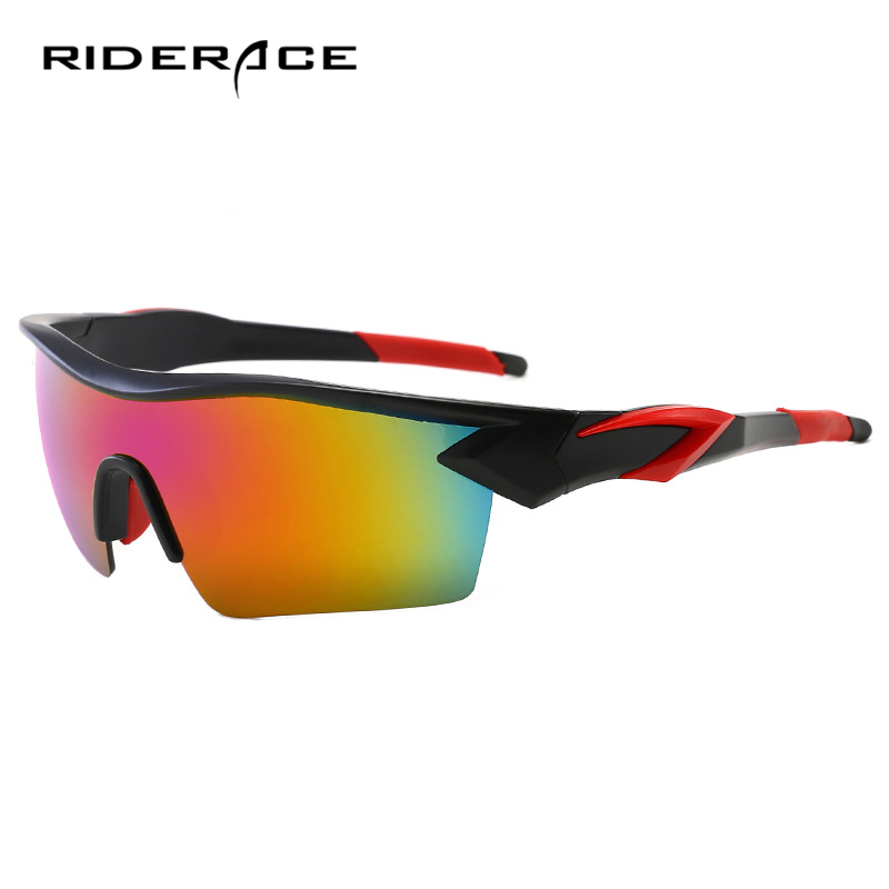 Bicycle Eyewear Glasses Outdoor Sport Mountain Bike Road Cycling goggles Motorcycle Sunglasses Eyewear Oculos Ciclismo RR7425(China)
