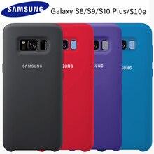Samsung S8 Case Original Silicone Soft B