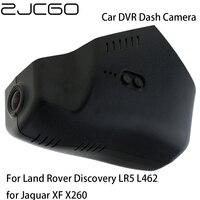 Car DVR Registrator Dash Cam Camera Wifi Digital Video Recorder for Land Rover Discovery LR5 L462 for Jaguar XF X260 2015~2019