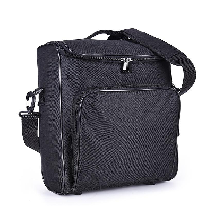 Universal Business Projector Bag Portable Storage Bag Case Detachable Strap Wear-resistant Bag For SLR Cameras Projectors