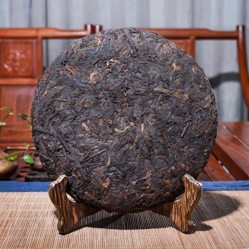 Old Pu'er Tea 357g Chinese Tea 2018 Year Yunnan Ripe Pu'erh Tea Aged Shu Pu-erh Best Organic Tea For Lose Weight Health Food 2