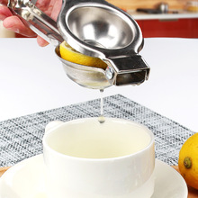 Stainless Steel Manual Fruit Juicer Juice Juicer Household Lemon Squeezer Squeezed Orange Juice Juice Kitchen multifunction citrus fruits squeezer orange lemon juicer hand manual juicer kitchen tools orange queezer juice fruit pressing