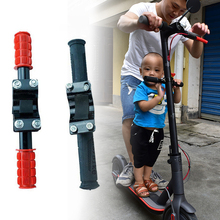 Scooter Child Handle For M365 Skateboard Scooter Kids Handle Grip Bar Holder for Mijia Xiaomi M365 Electric Scooter Accessories motorcycle tricycle self rescue trailer electrombile car booster puncture emergency car for xiaomi mijia m365 scooter skateboard