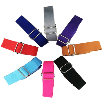 ROEGADYN Yoga Stretch Strap Resistance Bands Indoor Fitness Yoga Ballet Bandas Fitness Stretching Strap Resistance