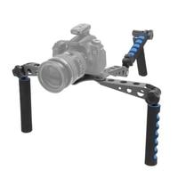 Foleto DSLR Rig Movie Kit Shoulder Mount Holder Easy For Video Shooting Camera Support Tripod Stand for canon nikon 5d d5300 d90