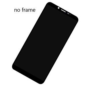 Image 5 - 5.93 calowy wyświetlacz LCD CUBOT X19 + ekran dotykowy Digitizer + montaż ramy 100% oryginalny LCD + dotykowy Digitizer dla CUBOT X19S
