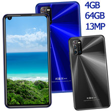 Global Smartphones 7Pro 6.72inch 4G LTE 4GRAM 64GROM 8MP+13MP Front/Back Camera Android Mobile Phones Celuars Face ID Unlocked